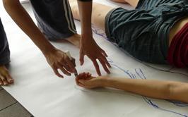 Catherine's 'Distinct Body' workshop Part 1