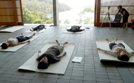 Catherine Trumans 'Distinct Body' Workshop (Feldenkrais Awareness Through Movement Lesson)